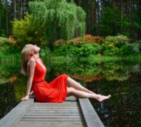 советы для оформления фото модели