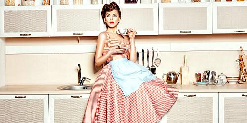 Веб работа моделью для домохозяек